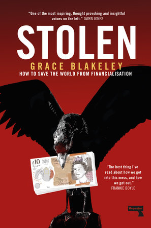 Stolen by Grace Blakeley