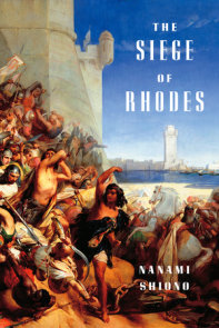 The Siege of Rhodes