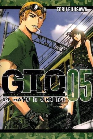GTO: 14 Days in Shonan, Volume 5