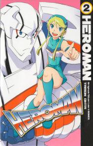 HeroMan, Volume 2