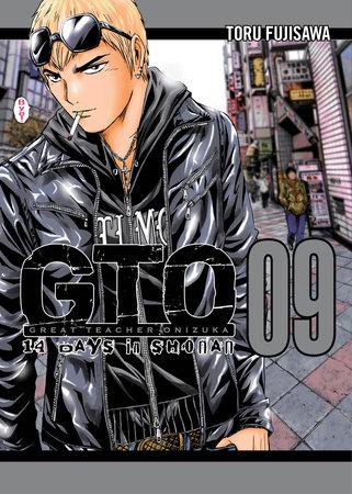 GTO: 14 Days in Shonan, volume 9 by Toru Fujisawa