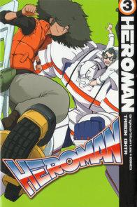 HeroMan, volume 3