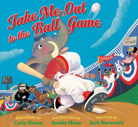 Take Me Out to the Ball Game by