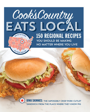 Cook's Country Eats Local by