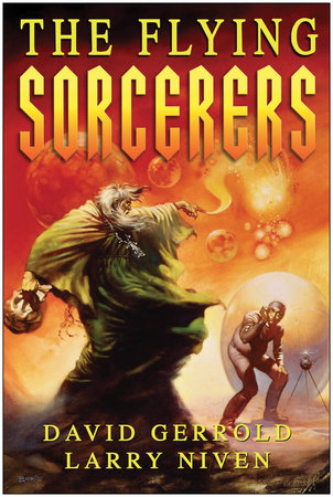 The Flying Sorcerers by David Gerrold and Larry Niven