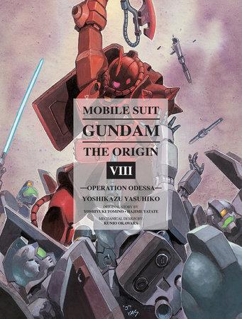Mobile Suit Gundam: THE ORIGIN, Volume 8