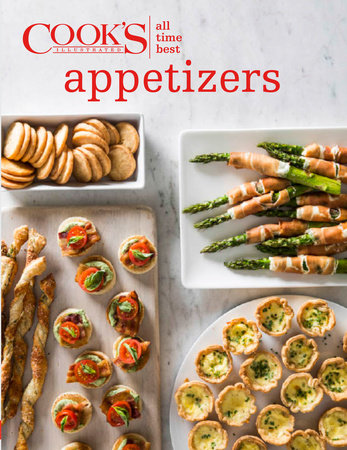 All Time Best Appetizers by