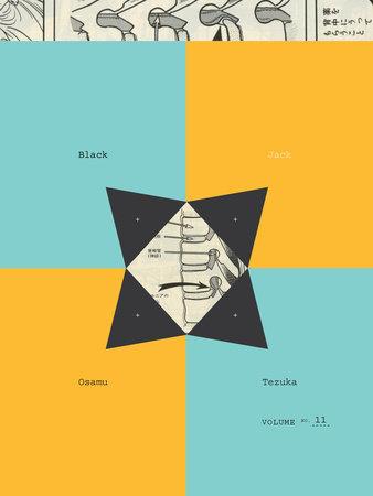 Black Jack, Volume 11 by Osamu Tezuka