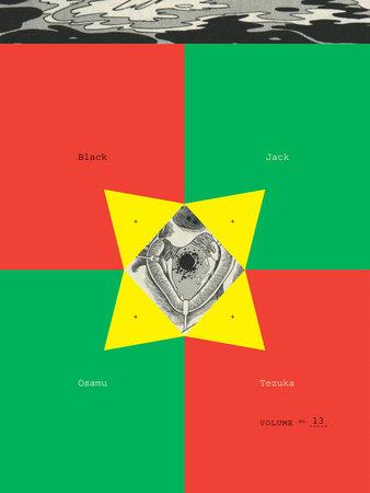 Black Jack, Volume 13 by Osamu Tezuka
