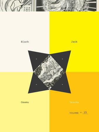 Black Jack, Volume 15 by Osamu Tezuka