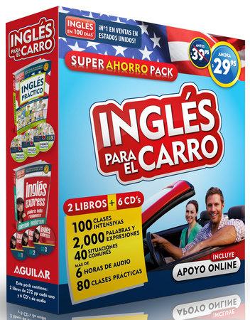 Curso de inglés para el carro (Inglés en 100 días) / English in the Car. Ahorro Audio Pack by Inglés en 100 días