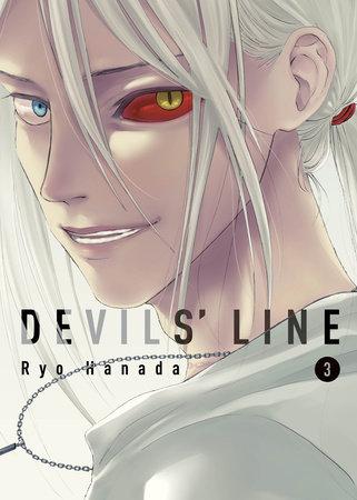 Devils' Line, 3 by Ryo Hanada