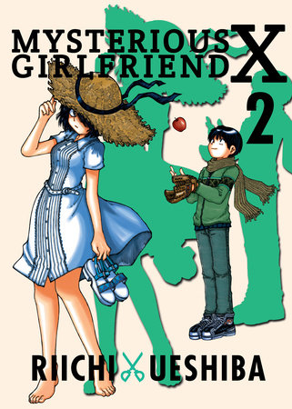 Mysterious Girlfriend X, 2 by Riichi Ueshiba