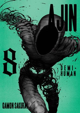 Ajin, Volume 8 by Gamon Sakurai