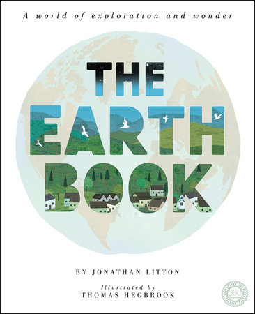 The Earth Book by Jonathan Litton