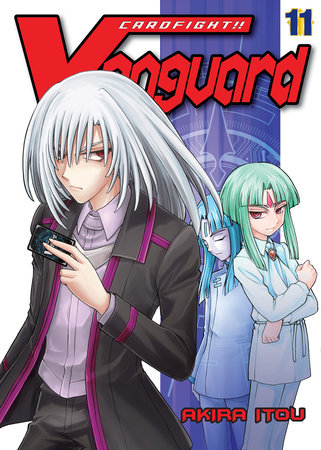 Cardfight!! Vanguard, Volume 11 by Akira Itou