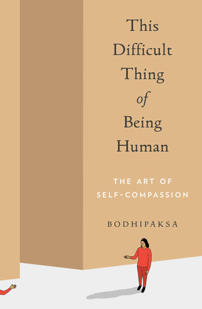 This Difficult Thing of Being Human by Bodhipaksa