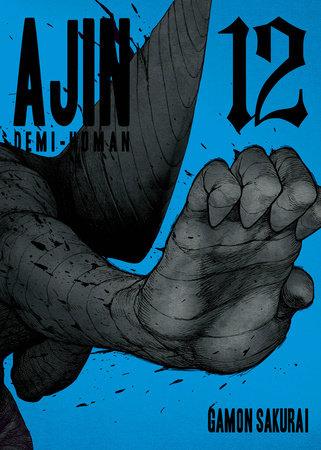 Ajin, Volume 12 by Gamon Sakurai