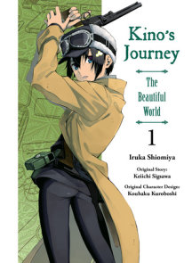 Kino's Journey- the Beautiful World, vol 1