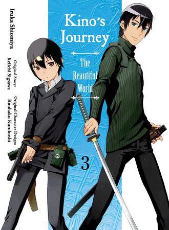 Kino's Journey- the Beautiful World, vol 3 by Keiichi Sigsawa