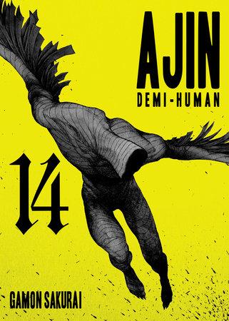 Ajin, Volume 14 by Gamon Sakurai