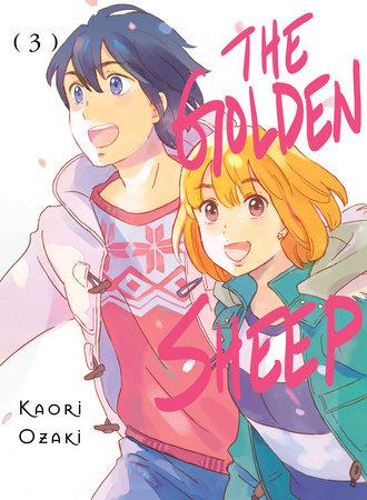 The Golden Sheep, 3 by Kaori Ozaki