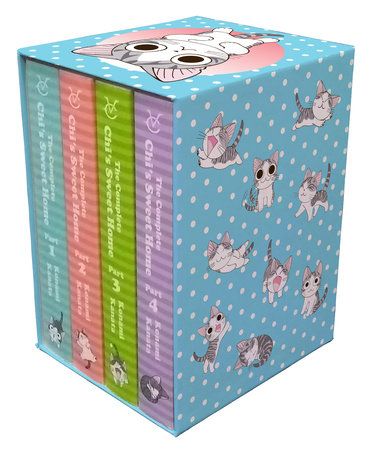The Complete Chi's Sweet Home Box Set by Konami Kanata