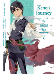 Kino's Journey- The Beautiful World, volume 7