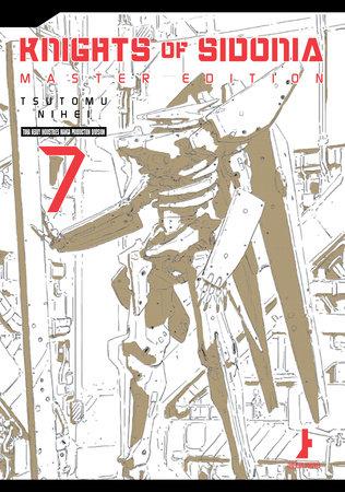 Knights of Sidonia, Master Edition volume 7 by Tsutomu Nihei