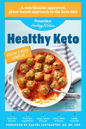 Healthy Keto: Prevention Healing Kitchen Free 10-Recipe Sampler by