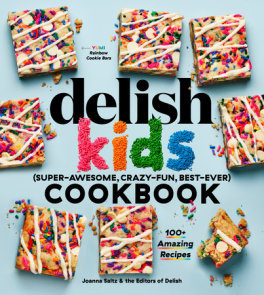 The Delish Kids (Super-Awesome, Crazy-Fun, Best-Ever) Cookbook