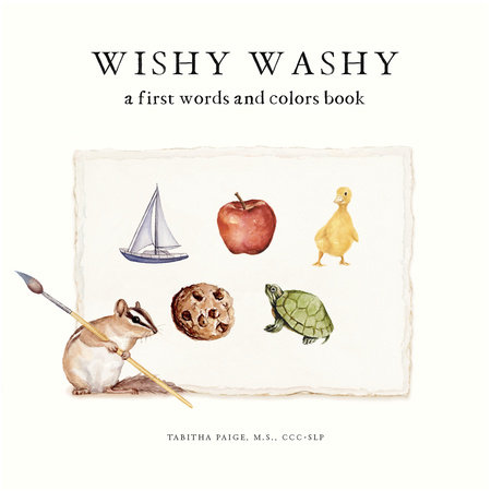 Wishy Washy by Tabitha Paige