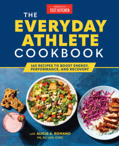 The Everyday Athlete Cookbook