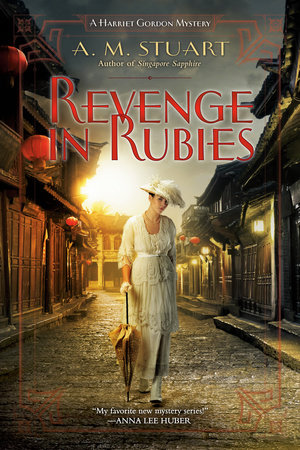 Revenge in Rubies by A. M. Stuart