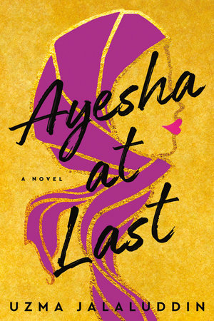 Ayesha At Last Book Cover Picture
