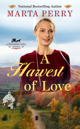 A Harvest of Love by Marta Perry