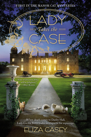 Lady Takes the Case by Eliza Casey
