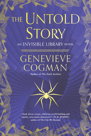 The Untold Story by Genevieve Cogman