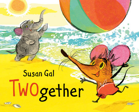 TWOgether by Susan Gal