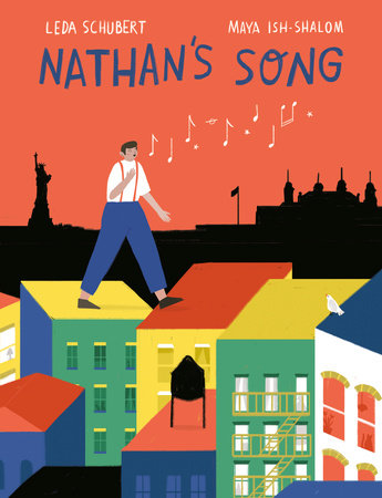 Nathan's Song by Leda Schubert