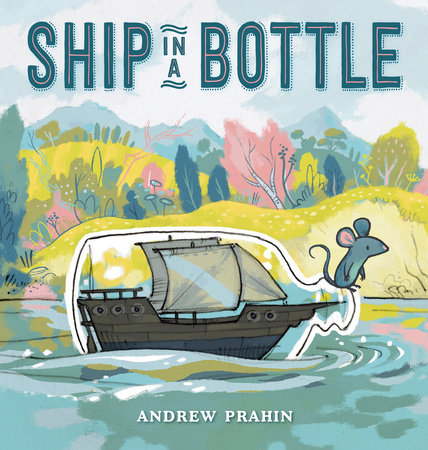 Ship in a Bottle by Andrew Prahin