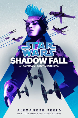 Shadow Fall (Star Wars) by Alexander Freed