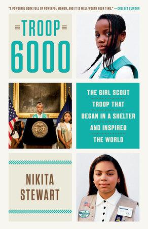 Troop 6000 by Nikita Stewart