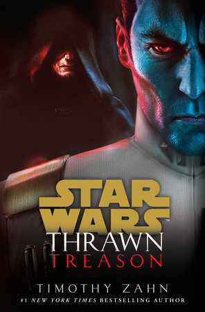 Thrawn: Treason (Star Wars) by Timothy Zahn