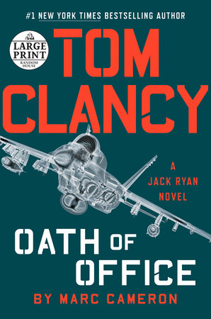 Tom Clancy Oath of Office by Marc Cameron