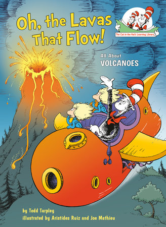 Oh, the Lavas That Flow! Cover