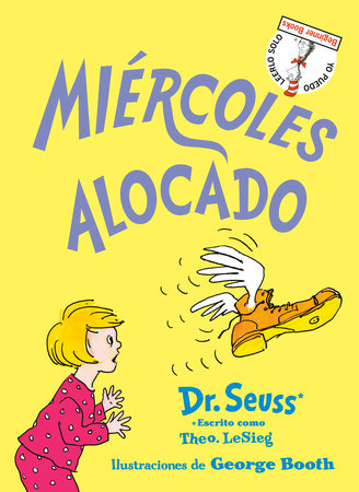 Miércoles alocado (Wacky Wednesday Spanish Edition) Cover