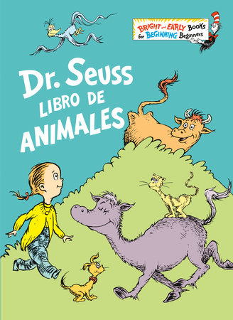 Dr. Seuss Libro de animales (Dr. Seuss's Book of Animals Spanish Edition) Cover