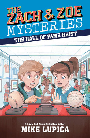 The Hall of Fame Heist
