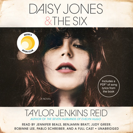 Daisy Jones & The Six by Taylor Jenkins Reid